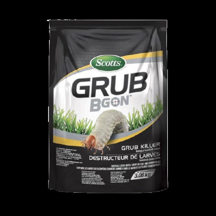 Destructeur de larves Scotts Grub B Gon MAX (3,08 kg)