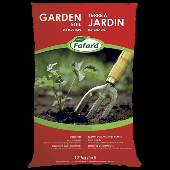 FAFARD Terre à Jardin (30L)