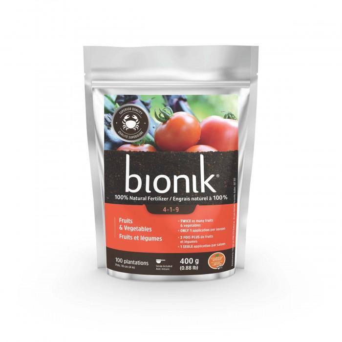 Engrais / Bionik Fruits & Légumes (400g)