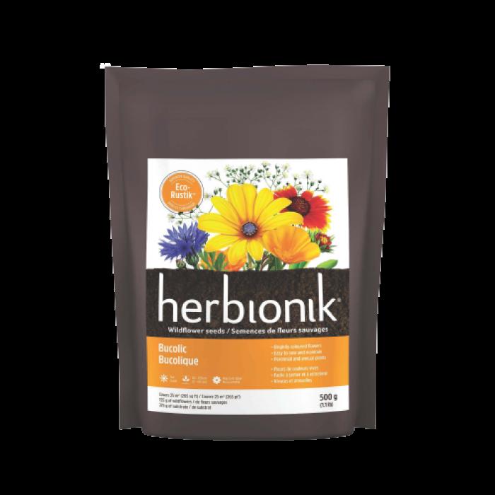 Semence de fleurs Gloco Herbionik Eco-Rustik Bucolique (500gr)
