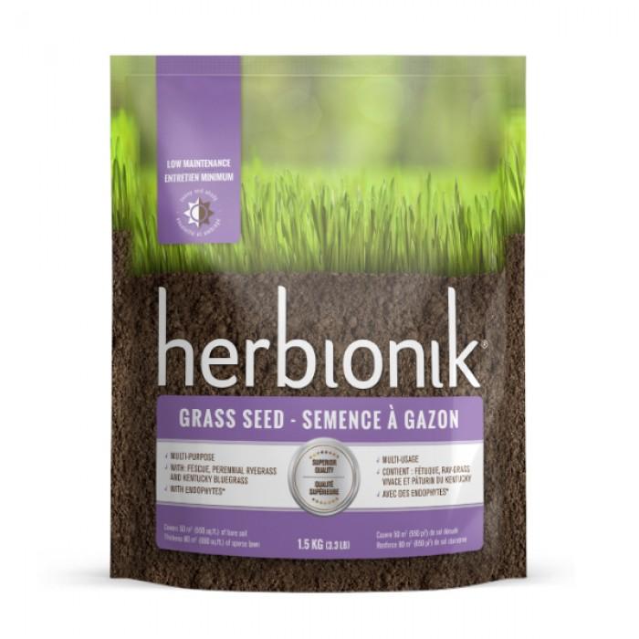 Semence Gloco Herbionik Entretien minimum avec endophytes (3.5kg)