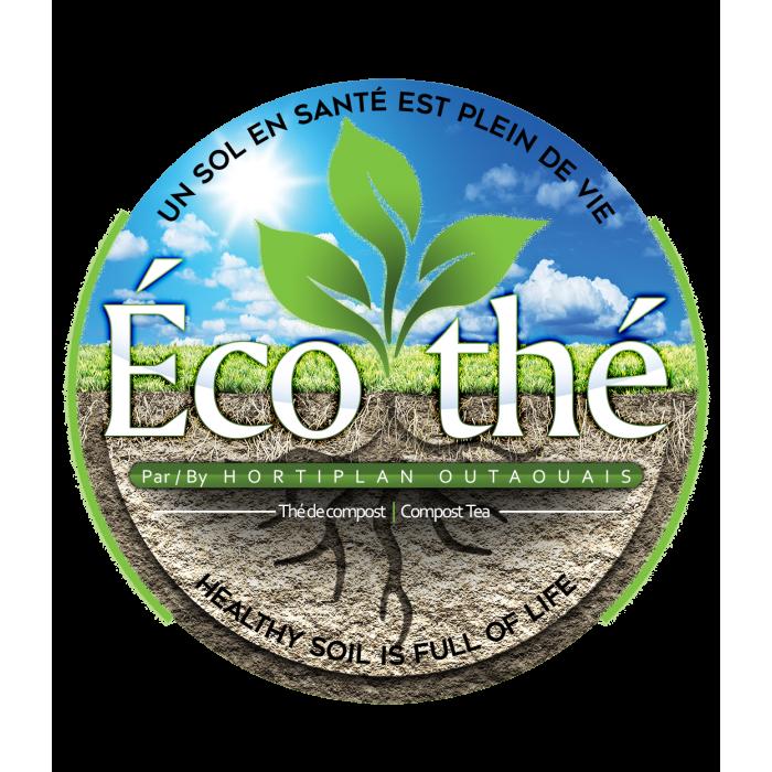Application Thé de Compost Oxygéné ÉCOTHÉ