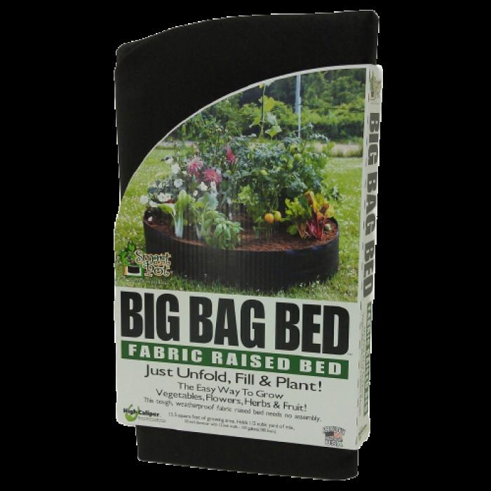 BIG BAG BED Jardin instantané ORIGINAL – NOIR