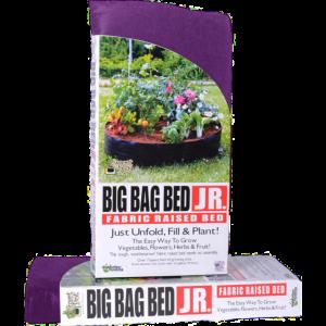BIG BAG BED JUNIOR Jardin instantané JUNIOR – Mauve